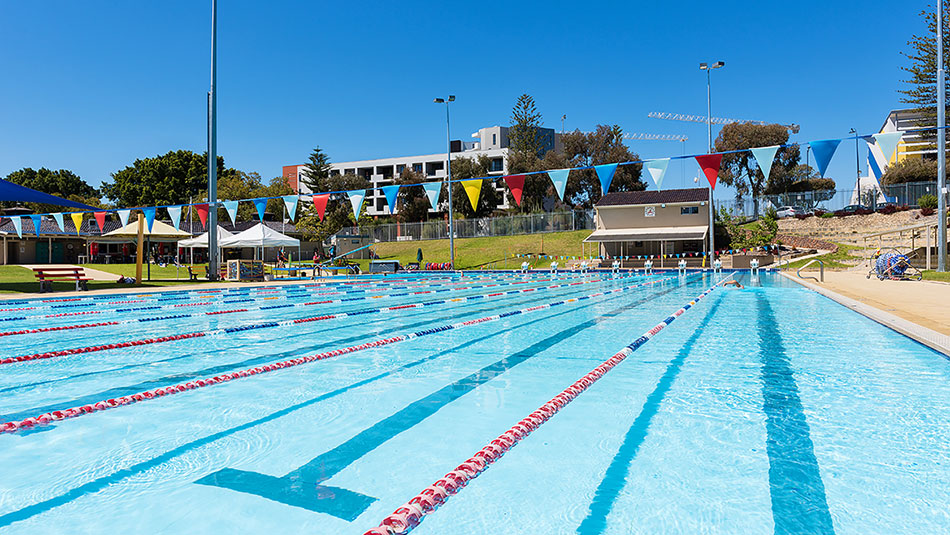 Claremont Aquatic centre